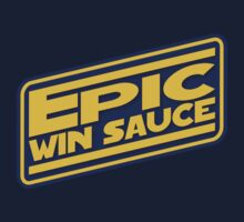 Epic Win Sauce by justinglen75