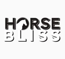 Horsebliss Branded Clothing by horsebliss