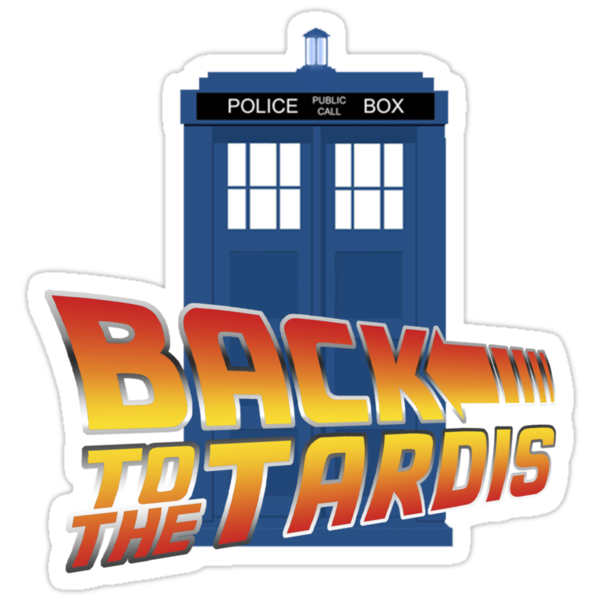 Back To The Tardis by ScottW93