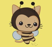 Bee Cat by lunaticpark