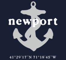 Newport Anchor by dschmitz99