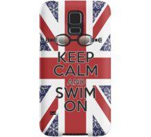 Swim London Samsung Galaxy Case/Skin