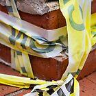 Caution Bricks by littleoldhag