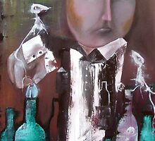 Drowning The Sorrows by Monica Blatton