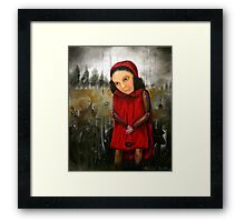 The Role Of A Lifetime Framed Print