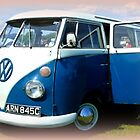 Blue Splitty by ©The Creative Minds