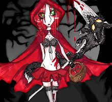 Red Riding Hood by AnnSanity