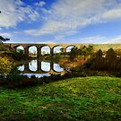 """""""Viaduct"""" by Heather Thorning"""
