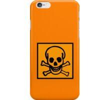 Skulls 2 by Chillee Wilson iPhone Case/Skin