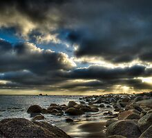 Port Elliot Sunrise - HDR by Chris Sanchez