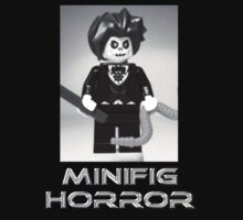 Minifig Horror - Evil Magician Custom LEGO® Minifigure with Magic Wand & Snake, by 'Customize My Minifig' by Chillee