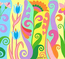 FLOWER FESTIVAL by RainbowArt