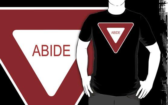 Abide [Tee & Case] by MTKlima