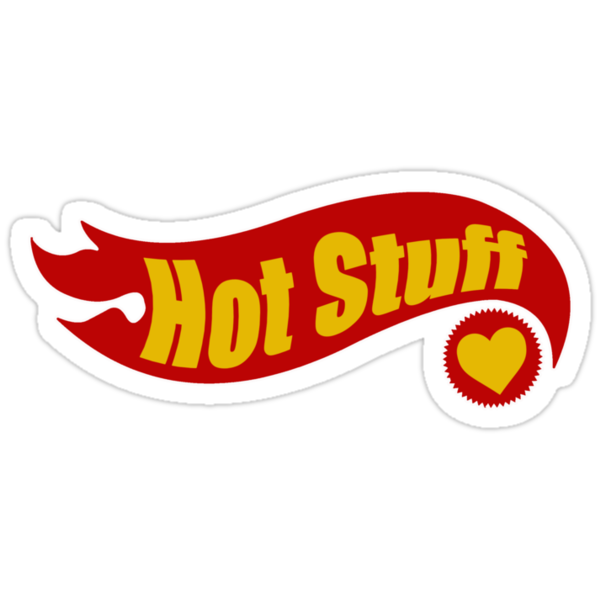 Hot Stuff - hot wheels parody  by Benjamin Whealing