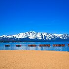Lake Tahoe by Monique Wajon