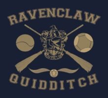 Ravenclaw Quidditch (Bronze) by Lumos ϟ Nox