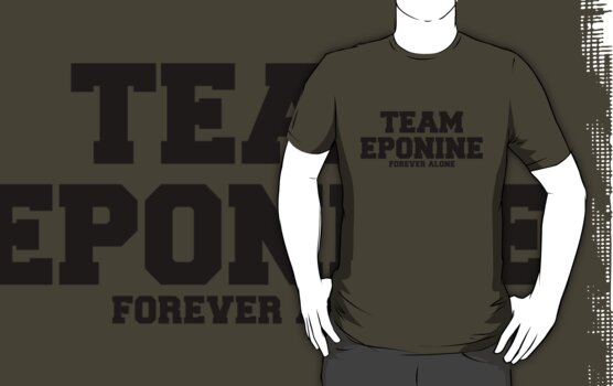 Team Eponine by freakedoutgeek