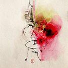 le vien rose  * special order prints: tokikoandersonart@gmail.com by TokikoAnderson