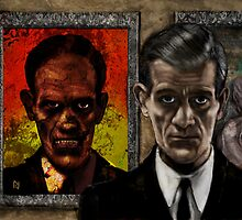 THE PORTRAIT of DORIAN GRAY ! by Ray Jackson