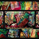 2012 Studio Play - Hand Painted Book Covers by  Angela L Walker