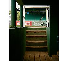 Batter Up! Photographic Print
