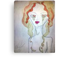 Doll Pieces 03  Canvas Print