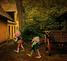Little People by © Kira Bodensted