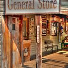The Old Mill General Store by LarryB007