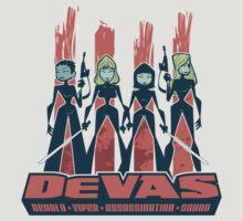 DeVAS by nikholmes