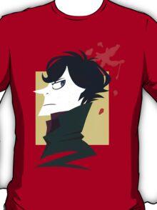 Sherlock Paper Tee T-Shirt