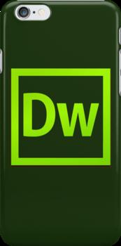 DreamWeaver CS6 Logo by Kingofgraphics