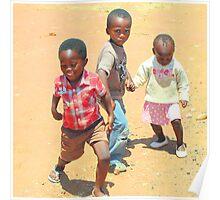 Children of Soweto Poster