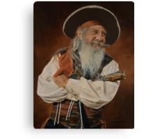 Amiable Canvas Print