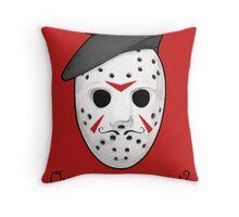 Psycho Killer Throw Pillow