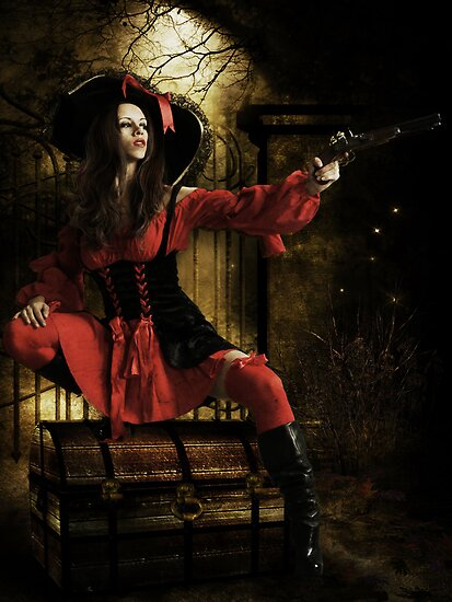 Stand &amp; Deliver- The Highwaywoman by Shanina Conway