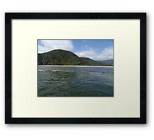 Abel Tasman Coast 2 Framed Print