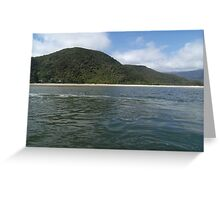 Abel Tasman Coast 2 Greeting Card