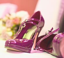 Purple Shoes by Marina67