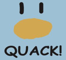 quack quack quack Kids Clothes