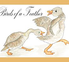 BIRDS OF A FEATHER by Lynn Wright
