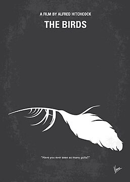No110 My Birds minimal movie poster by Chungkong