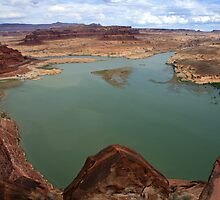 Lake Powell by CarolM