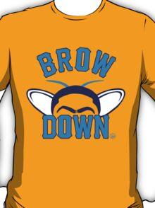 """Brow Down Nola"" T-Shirt"