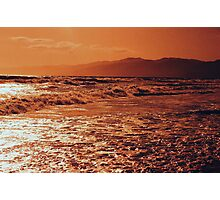 Pacific Ocean-Southern CA Photographic Print