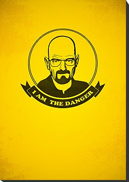 Walter White - I am the danger by badbugs