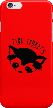 Fireferrets by Jake Driscoll