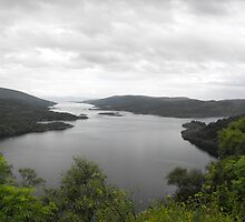 Tighnabruaich, Scotland by ElsT