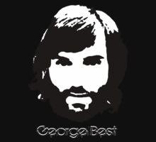 George Best - Legend by Kuilz