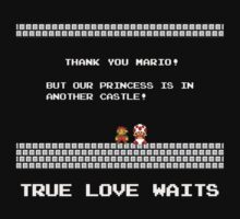 True Love Waits by EHAS