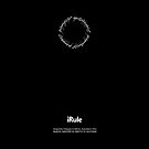 Lord of the Rings One Ring Circle Logo (Apple Icon Replacement) by huckblade